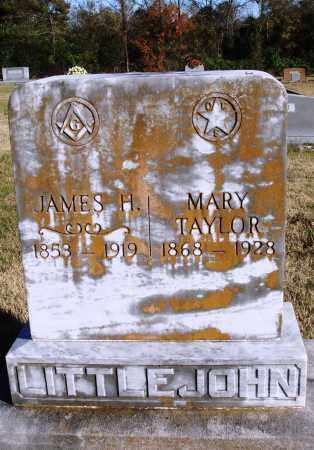 TAYLOR LITTLEJOHN, MARY - Conway County, Arkansas | MARY TAYLOR LITTLEJOHN - Arkansas Gravestone Photos