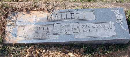 "MALLETT, ELBERT MONTIQUE ""E. MOUNTIE"" - Conway County, Arkansas | ELBERT MONTIQUE ""E. MOUNTIE"" MALLETT - Arkansas Gravestone Photos"