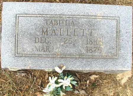 STERLING MALLETT, MATILDA TABITHA - Conway County, Arkansas | MATILDA TABITHA STERLING MALLETT - Arkansas Gravestone Photos