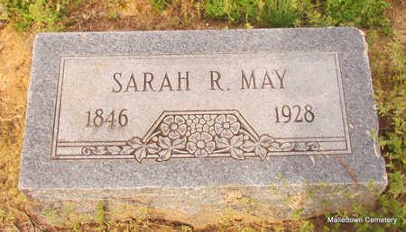 MAY, SARAH - Conway County, Arkansas | SARAH MAY - Arkansas Gravestone Photos