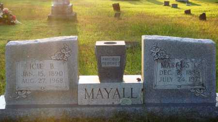 MAYALL, ICIE B. - Conway County, Arkansas | ICIE B. MAYALL - Arkansas Gravestone Photos