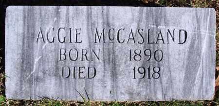 MCCASLAND, AGGIE - Conway County, Arkansas | AGGIE MCCASLAND - Arkansas Gravestone Photos