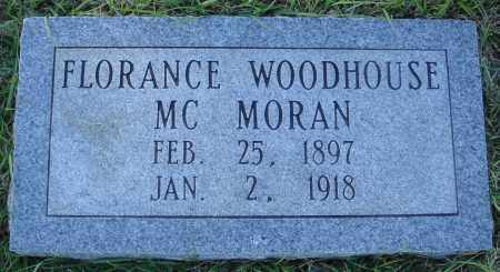 WOODHOUSE MCMORAN, FLORANCE - Conway County, Arkansas   FLORANCE WOODHOUSE MCMORAN - Arkansas Gravestone Photos