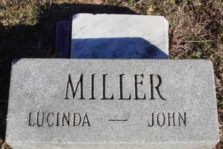 MILLER, JOHN - Conway County, Arkansas | JOHN MILLER - Arkansas Gravestone Photos