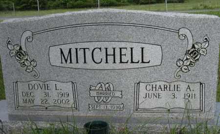 MITCHELL, DOVIE L - Conway County, Arkansas | DOVIE L MITCHELL - Arkansas Gravestone Photos