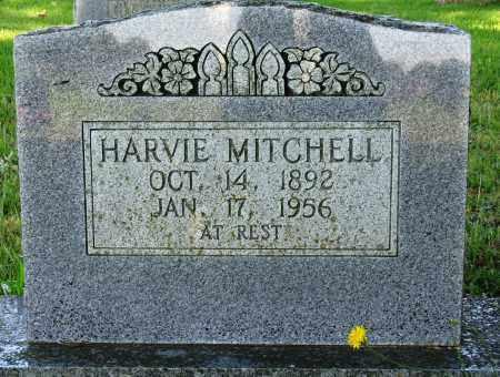 MITCHELL, HARVIE - Conway County, Arkansas   HARVIE MITCHELL - Arkansas Gravestone Photos