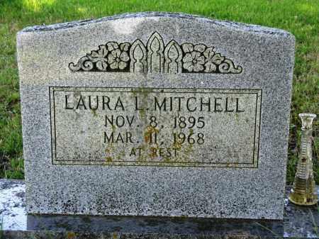 MITCHELL, LAURA L - Conway County, Arkansas | LAURA L MITCHELL - Arkansas Gravestone Photos