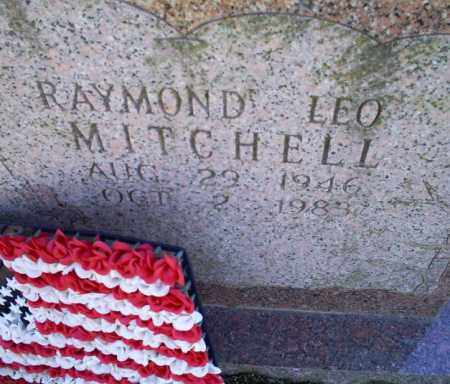 MITCHELL, RAYMOND LEO - Conway County, Arkansas | RAYMOND LEO MITCHELL - Arkansas Gravestone Photos
