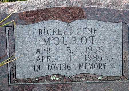 MOUROT, RICKEY GENE - Conway County, Arkansas | RICKEY GENE MOUROT - Arkansas Gravestone Photos
