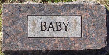NISLER, BABY - Conway County, Arkansas   BABY NISLER - Arkansas Gravestone Photos