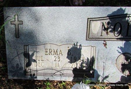 NOLAND, ERMA LEE (CLOSE UP) - Conway County, Arkansas | ERMA LEE (CLOSE UP) NOLAND - Arkansas Gravestone Photos