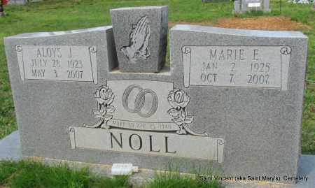 NOLL, MARIE ELIZABETH - Conway County, Arkansas | MARIE ELIZABETH NOLL - Arkansas Gravestone Photos