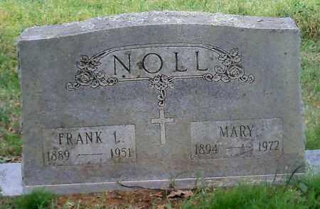 REITER NOLL, MARY - Conway County, Arkansas | MARY REITER NOLL - Arkansas Gravestone Photos