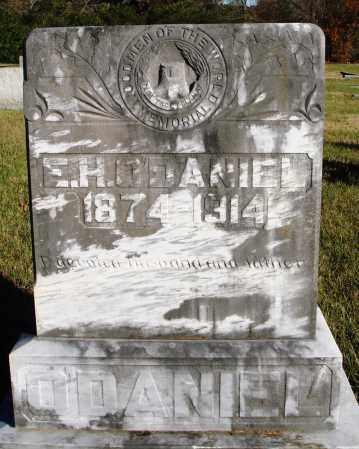O'DANIEL, E. H. - Conway County, Arkansas | E. H. O'DANIEL - Arkansas Gravestone Photos