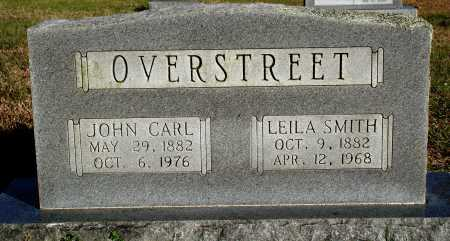 OVERSTREET, JOHN CARL - Conway County, Arkansas | JOHN CARL OVERSTREET - Arkansas Gravestone Photos