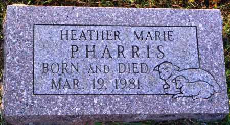 PHARRIS, HEATHER MARIE - Conway County, Arkansas | HEATHER MARIE PHARRIS - Arkansas Gravestone Photos