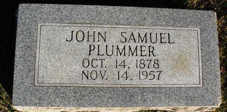 PLUMMER, JOHN SAMUEL - Conway County, Arkansas | JOHN SAMUEL PLUMMER - Arkansas Gravestone Photos