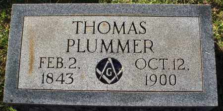 PLUMMER, THOMAS - Conway County, Arkansas | THOMAS PLUMMER - Arkansas Gravestone Photos