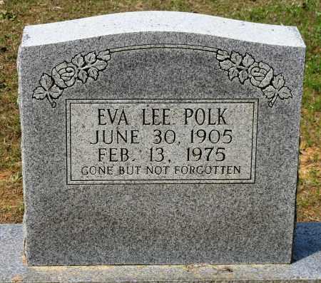 POLK, EVA LEE - Conway County, Arkansas | EVA LEE POLK - Arkansas Gravestone Photos