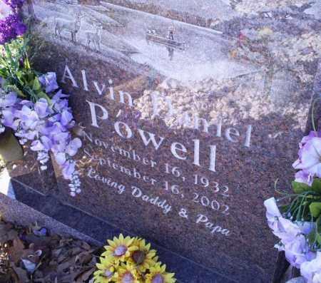 POTEETE, ALVIN DANIEL - Conway County, Arkansas | ALVIN DANIEL POTEETE - Arkansas Gravestone Photos