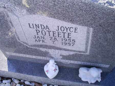 POTEETE, LINDA JOYCE - Conway County, Arkansas | LINDA JOYCE POTEETE - Arkansas Gravestone Photos
