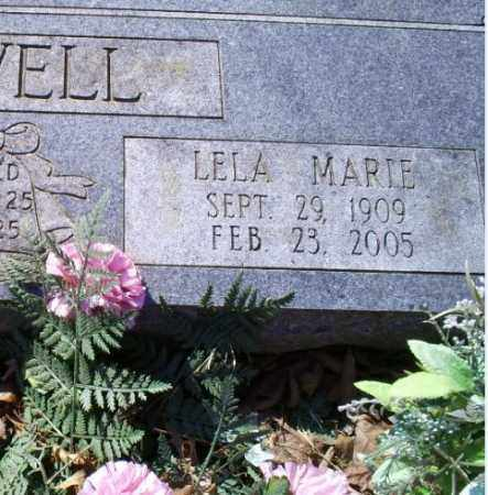 POWELL, LELA MARIE - Conway County, Arkansas | LELA MARIE POWELL - Arkansas Gravestone Photos
