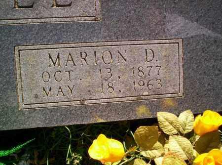 POWELL, MARION D. - Conway County, Arkansas | MARION D. POWELL - Arkansas Gravestone Photos
