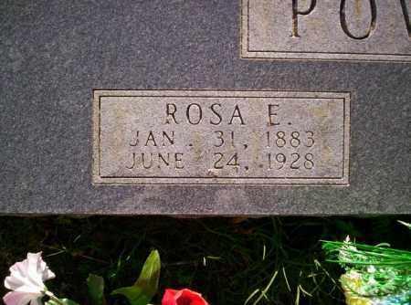 BOSTAIN POWELL, ROSA E. - Conway County, Arkansas | ROSA E. BOSTAIN POWELL - Arkansas Gravestone Photos