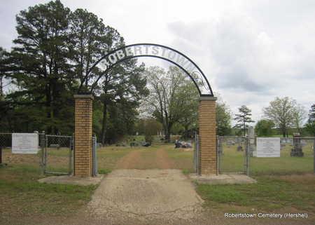 *ROBERTSTOWN CEMETERY,  - Conway County, Arkansas    *ROBERTSTOWN CEMETERY - Arkansas Gravestone Photos
