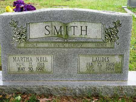 SMITH, MARTHA NELL - Conway County, Arkansas   MARTHA NELL SMITH - Arkansas Gravestone Photos