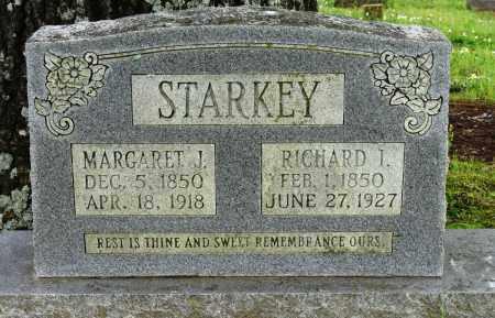 STARKEY, MARGARET J - Conway County, Arkansas   MARGARET J STARKEY - Arkansas Gravestone Photos