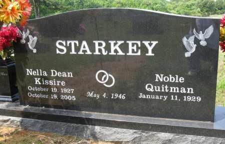 STARKEY, NELLA DEAN - Conway County, Arkansas | NELLA DEAN STARKEY - Arkansas Gravestone Photos