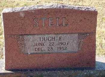 STELL, HUGH E. - Conway County, Arkansas | HUGH E. STELL - Arkansas Gravestone Photos
