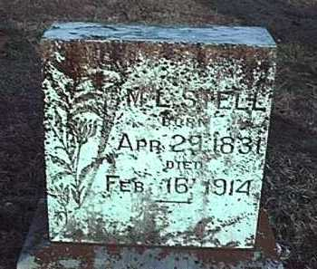 STELL, MILES LANCELOT - Conway County, Arkansas | MILES LANCELOT STELL - Arkansas Gravestone Photos