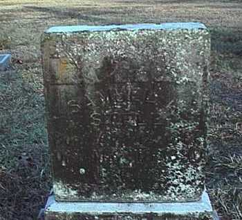 STELL, SAMUEL AMOS - Conway County, Arkansas   SAMUEL AMOS STELL - Arkansas Gravestone Photos