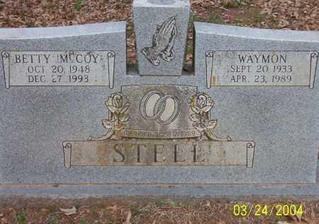 STELL, WAYMON - Conway County, Arkansas | WAYMON STELL - Arkansas Gravestone Photos