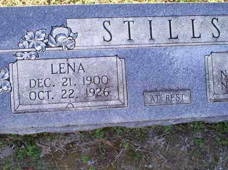 STILLS, LENA - Conway County, Arkansas   LENA STILLS - Arkansas Gravestone Photos