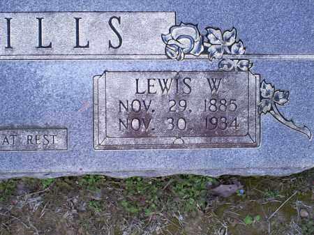 STILLS, LEWIS W. - Conway County, Arkansas | LEWIS W. STILLS - Arkansas Gravestone Photos