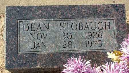 STOBAUGH, DEAN - Conway County, Arkansas | DEAN STOBAUGH - Arkansas Gravestone Photos