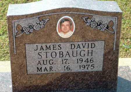 STOBAUGH, JAMES DAVID - Conway County, Arkansas | JAMES DAVID STOBAUGH - Arkansas Gravestone Photos