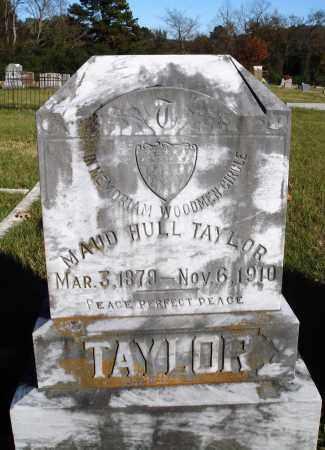 TAYLOR, MAUD - Conway County, Arkansas | MAUD TAYLOR - Arkansas Gravestone Photos
