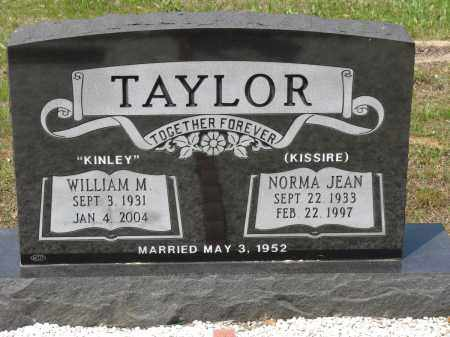 KISSIRE TAYLOR, NORMA JEAN - Conway County, Arkansas | NORMA JEAN KISSIRE TAYLOR - Arkansas Gravestone Photos