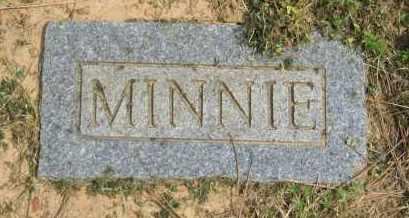 TODD, MINNIE ANNA ELLEN - Conway County, Arkansas | MINNIE ANNA ELLEN TODD - Arkansas Gravestone Photos