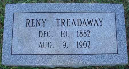 TREADAWAY (2), RENY - Conway County, Arkansas | RENY TREADAWAY (2) - Arkansas Gravestone Photos