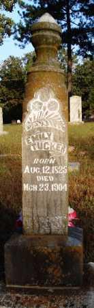 TUCKER, EMILY - Conway County, Arkansas | EMILY TUCKER - Arkansas Gravestone Photos