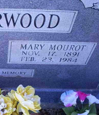 UNDERWOOD, MARY - Conway County, Arkansas   MARY UNDERWOOD - Arkansas Gravestone Photos