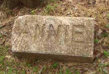 UNKNOWN, ANNIE - Conway County, Arkansas   ANNIE UNKNOWN - Arkansas Gravestone Photos
