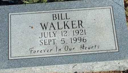 WALKER, BILL - Conway County, Arkansas | BILL WALKER - Arkansas Gravestone Photos