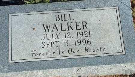 WALKER, BILL - Conway County, Arkansas | BILL WALKER - Arkansas Gravestone Photos