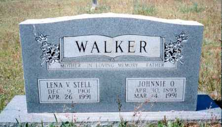 WALKER, LENA VIOLA - Conway County, Arkansas | LENA VIOLA WALKER - Arkansas Gravestone Photos